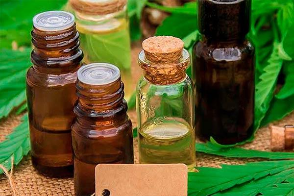 tipos de aceite de cannabis