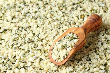macronutrientes de la semilla del cáñamo
