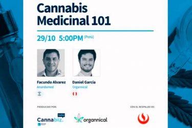 webinar cannabis medicinal 101